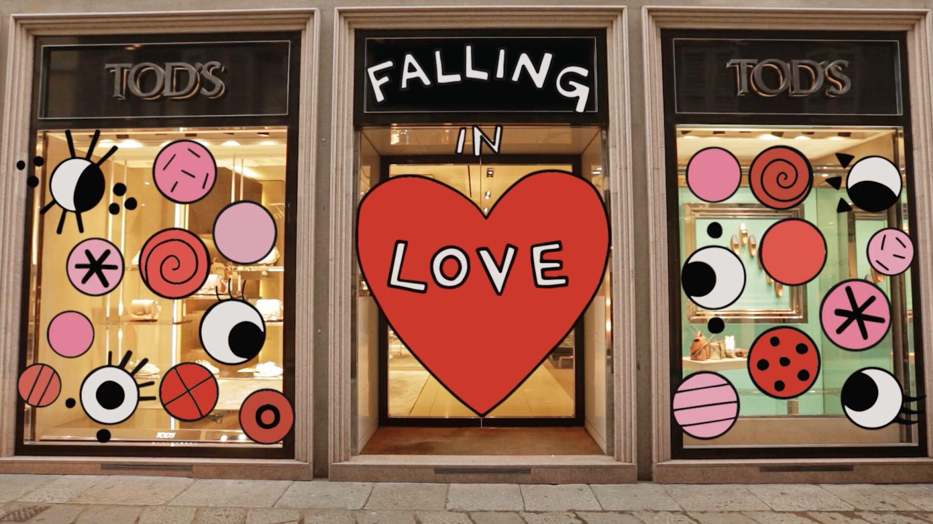 Tods Falling in Love uai