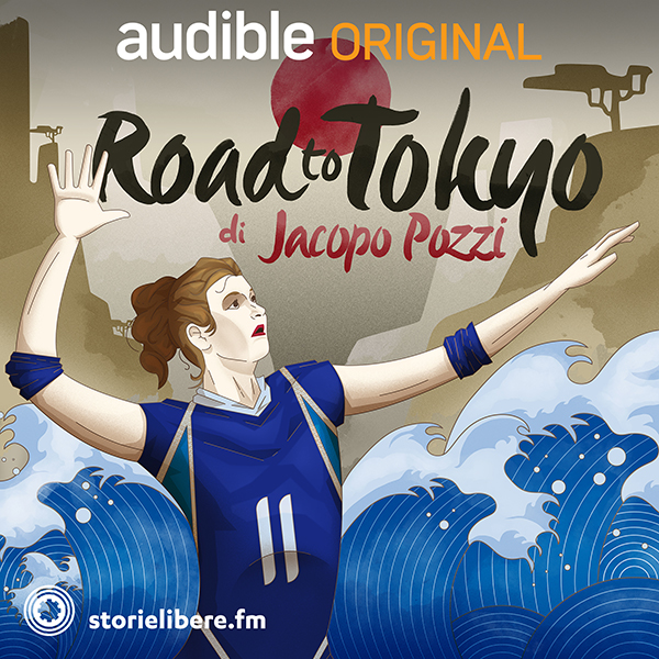 road to tokyo def cover serie